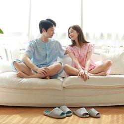 [무료배송] 쁘띠쁘랑앨리스래빗 커플잠옷