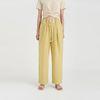 free string linen pants (3colors)