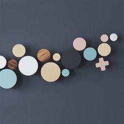 레이어스 벽 후크 직경 120 (6color)
