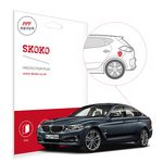 스코코 BMW3 GT 차량용 PPF 주유구도어 보호필름 1매
