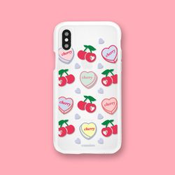 [jelly] cherry heart