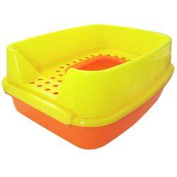 신한 좌변기형 화장실(오렌지)