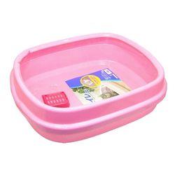 아이리스 고양이 화장실 NE-550(핑크)