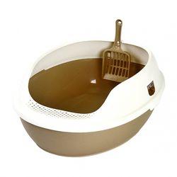 마칼 거름망 화장실(브라운)
