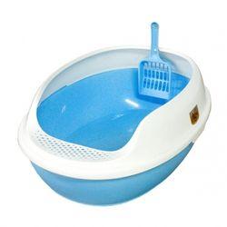 마칼 거름망 화장실(블루)