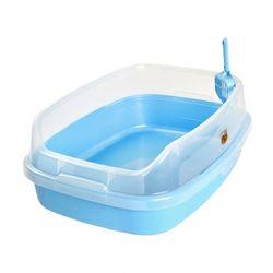 마칼 자이언트캣 평판 화장실(블루)