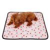 강아지쿨매트 인견매트(대) - 핑크토끼