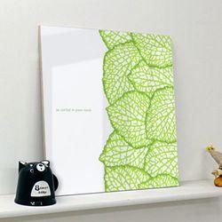 cp678-아크릴액자푸른잎들