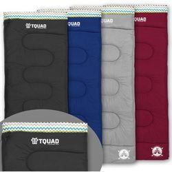 [Tquad] 티쿼드 레트로 침낭캠핑침낭동계침낭감성