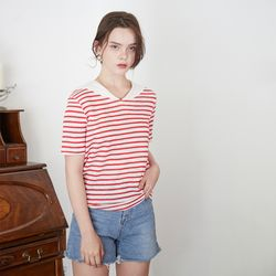 SAILOR LINEN TOP (2COLOR)