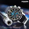 [레노마시계] RE-550 다이버 시계 - 블루