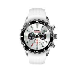[레노마시계] RE-550 다이버 시계 - 화이트