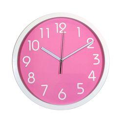 무소음 러블리 핑크 305 벽시계