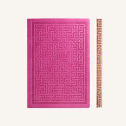 시그니처 어메이져 노트북 - Pink (A5 Size)