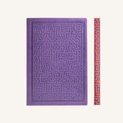 시그니처 어메이져 노트북 - Purple (A5 Size)
