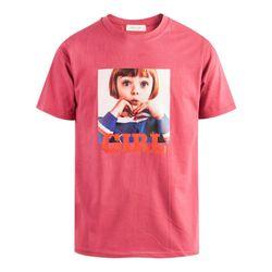 반전사걸 반팔 티셔츠 TSB734