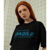 Fragile tshirt-black
