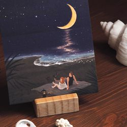 Illust Post Card