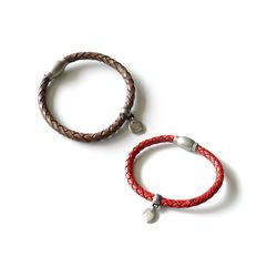 [오뜨르뒤몽드]vintage leather men bracelet