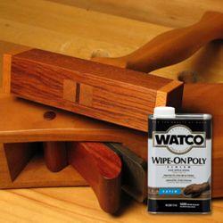 [와코] WATCO 와이프온 폴리피니쉬