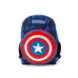캡틴아메리카 쉴드 LED 백팩