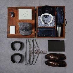 와이셔츠 보관 Collar Fit[칼라핏] [일반1+선물2]