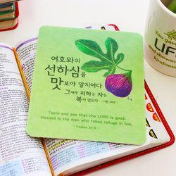 Fruit(무화과) -접착식 마우스패드(미니액자)