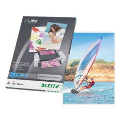 라이츠 코팅기 코팅지 iLam Pouch A4 125mic25매.