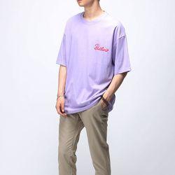 [매트블랙] 버틀린 박스 반팔 티셔츠