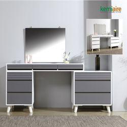 러블리 확장형 화장대SET(일반거울) KFA-702
