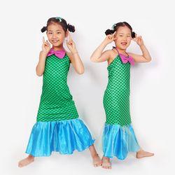 꼬마 인어공주 드레스