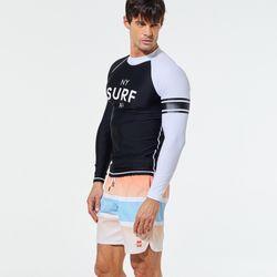 아르고 남성 래쉬가드세트 SURF RIDERBS