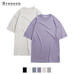 [패키지] 프리미엄코튼 오버핏 반팔 티셔츠