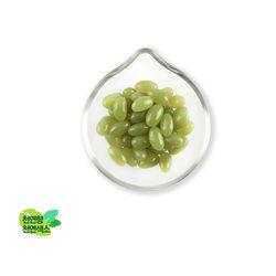 [임박]사과맛그린빈50g