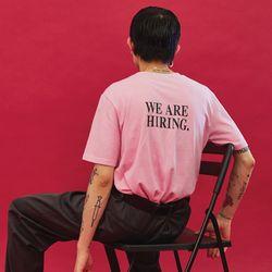 hiring 12 T (3 color) - UNISEX