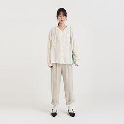 soft hood shirt (2colors)