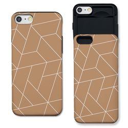 [아이폰6] polygon 카멜 S3104G 슬라이더 케이스