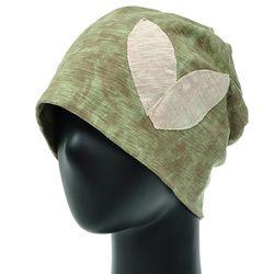 [더그레이S]NSS19.내츄럴 저지 여성 비니 엄마 모자
