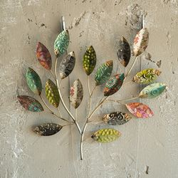 JD6-33 나뭇가지 철재 벽장식
