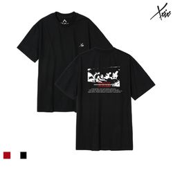 XXIX - PEOPLE SHORT-SLEEVE - 3color - J8X-009