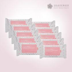 [질경이 시즌2 순수]페미닌티슈 라이트 핑크X10묶음