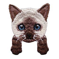 [하이데나이] Kitten brown 벨크로 패치