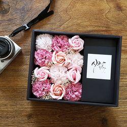 pink 플라워용돈박스