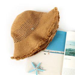 [베네]프린지 벙거지 모자