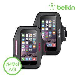 벨킨 아이폰 6S 6용 스포츠 핏 암밴드 F8W619bt