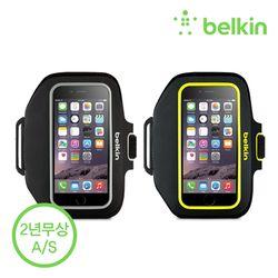 벨킨 아이폰8 7 6+ 6S+ 스포츠핏 암밴드 F8W625bt