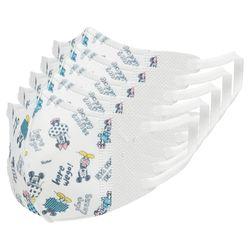 [썸네일 텍스트] 미키마우스 유아용 입체 마스크 5P (5개 묶음상품)