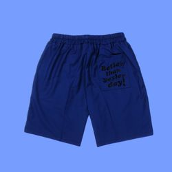 [WHITE.WATER] BTSD SHORT PANTS NAVY