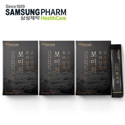 삼성제약 고스란히 우려담은 보이차 3박스(1gX42포입)