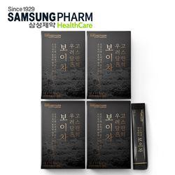삼성제약 고스란히 우려담은 보이차 4박스(1gX56포입)